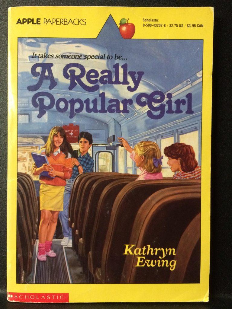 A Really Popular Girl by Kathryn Ewing (Copy#26Jul2016)