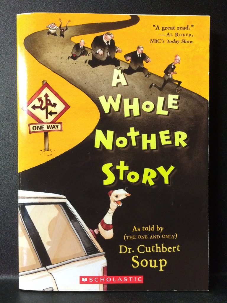 A Whole Nother Story by Dr. Cuthbert Soup (Copy#26Jul2016)
