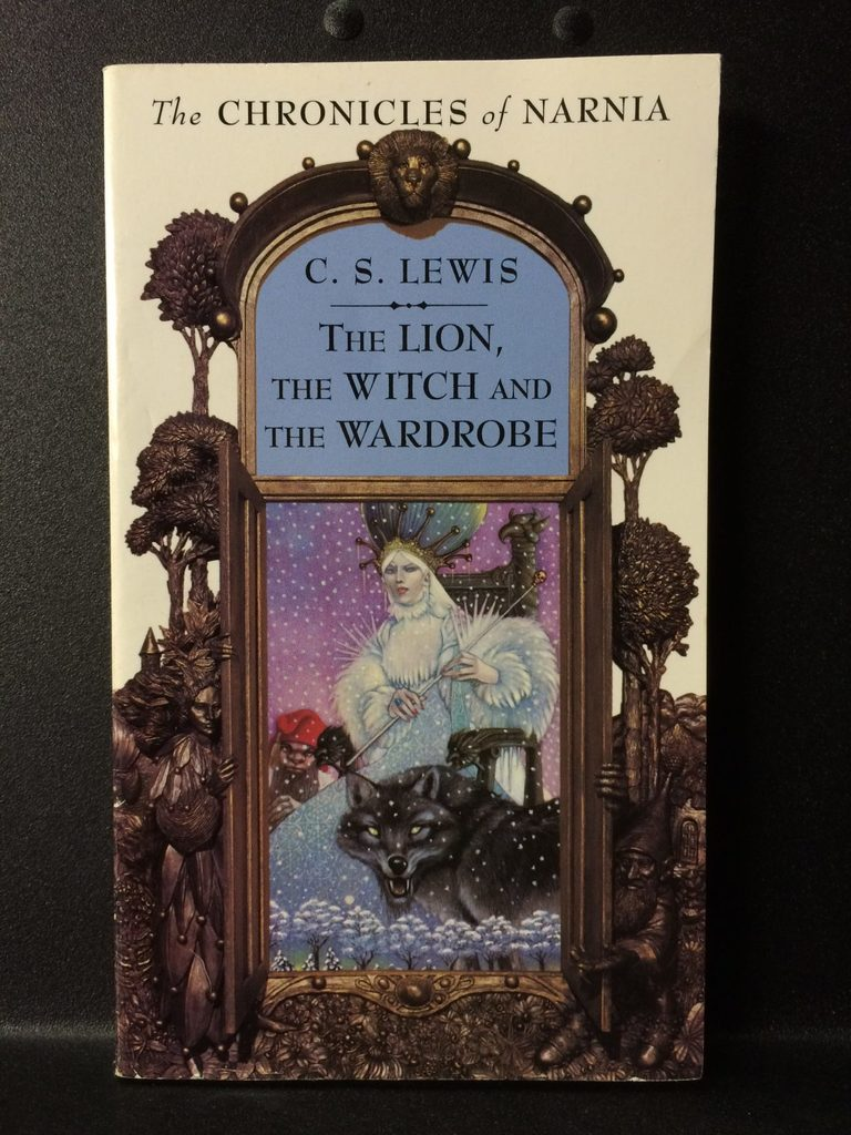 The Lion, the Witch and the Wardrobe (Chronicles of Narnia) by C.S. Lewis (Copy#26Jul2016)