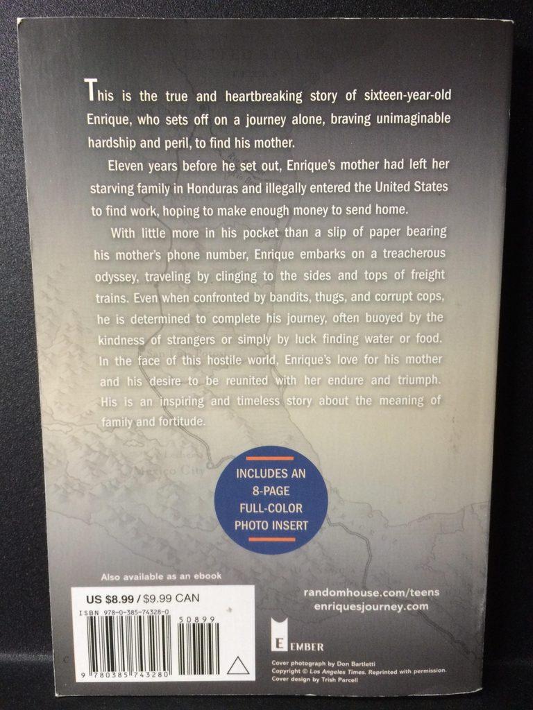 Enriques Journey Ebook