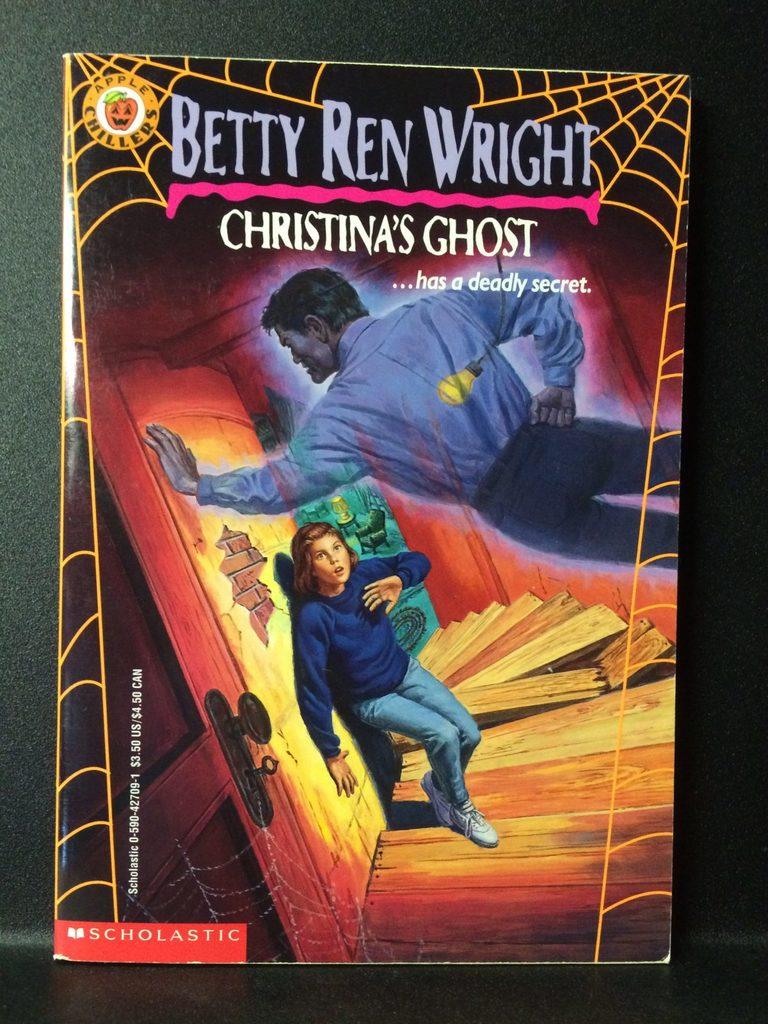 Christina's Ghost by Betty Ren Wright (Copy#26Jul2016)