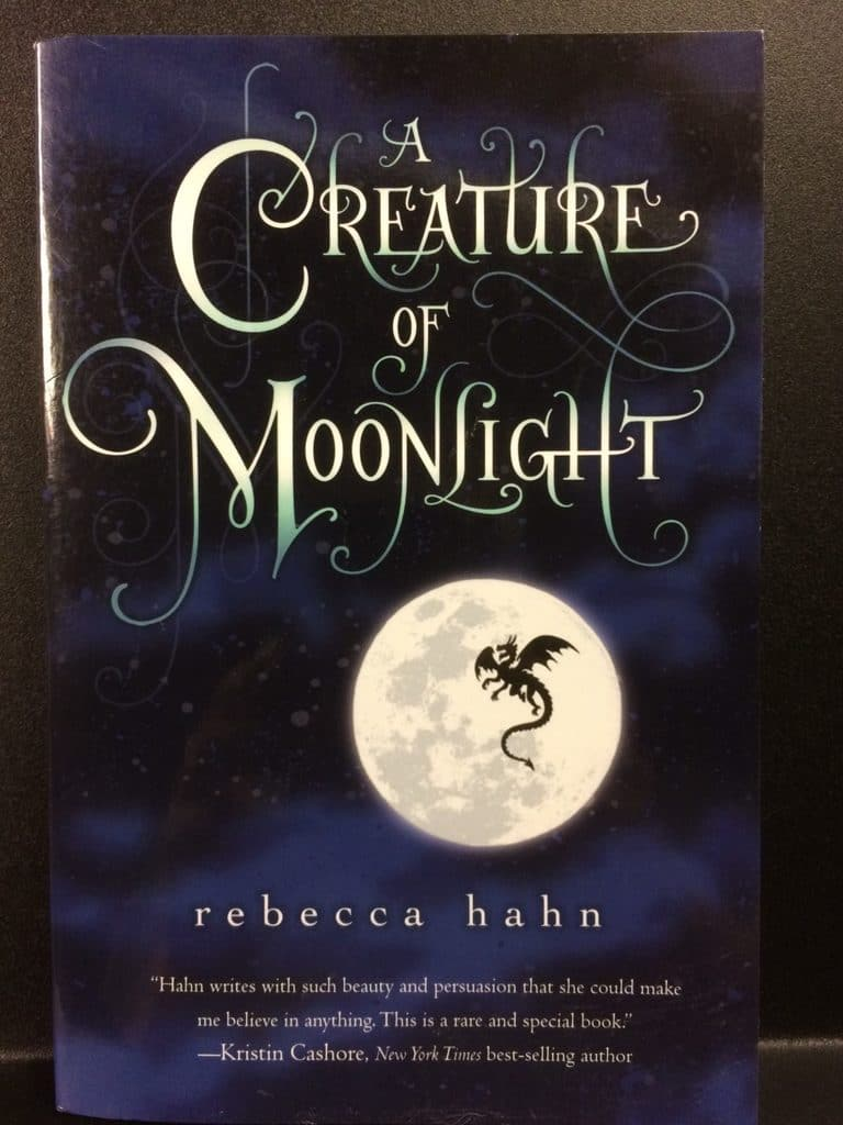 A Creature of Moonlight by Rebecca Hahn (Copy#19Jul2017)