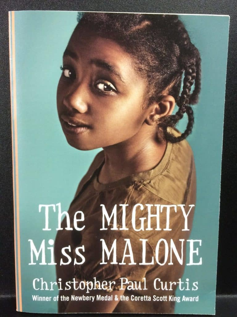 The Mighty Miss Malone by Christopher Paul Curtis (Copy#19Jul2017)