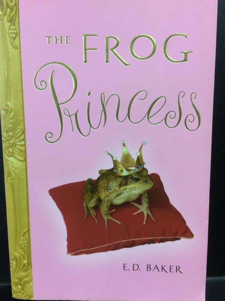 The Frog Princess by E.D. Baker (Copy#19Jul2017)