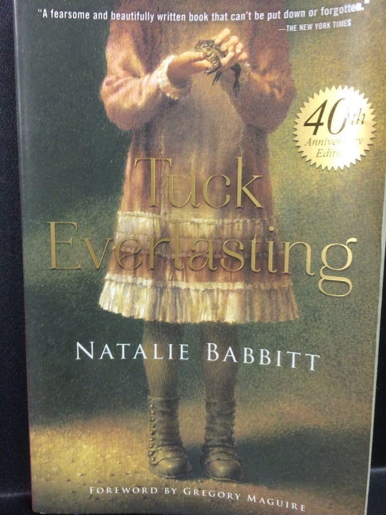 Tuck Everlasting by Natalie Babbitt (Copy#19Jul2017)