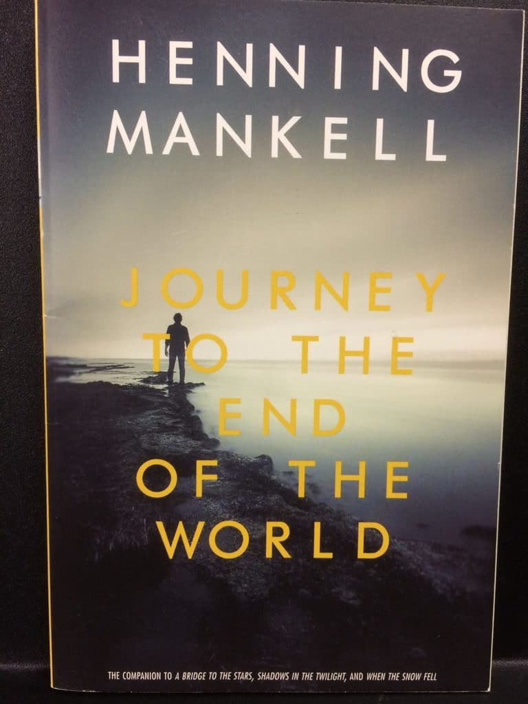 Journey to the End of the World by Henning Mankell (Copy#19Jul2017)