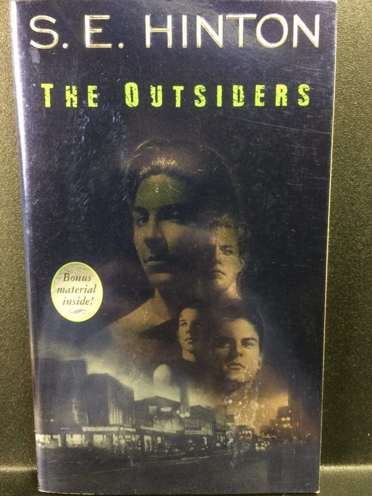 The Outsiders by S.E. Hinton (Copy#19Jul2017)