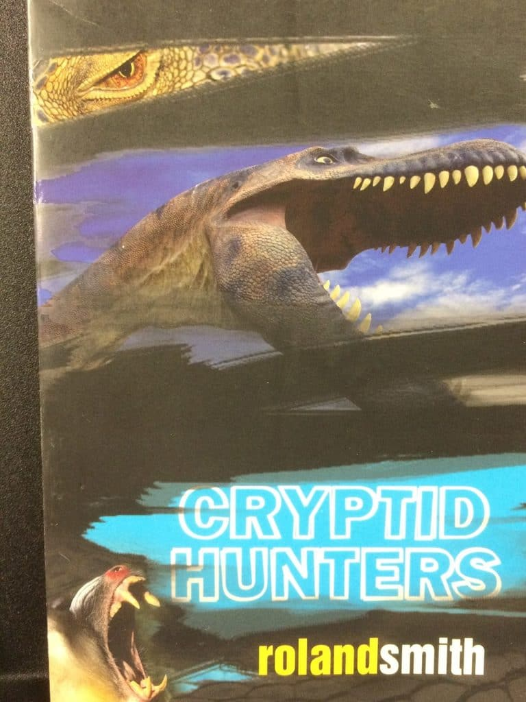 Cryptid Hunters by Roland Smith (Copy#19Jul2017)