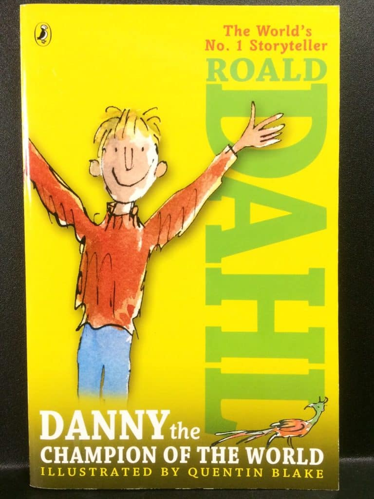 Danny the Champion of the World by Roald Dahl (Copy#19Jul2017)