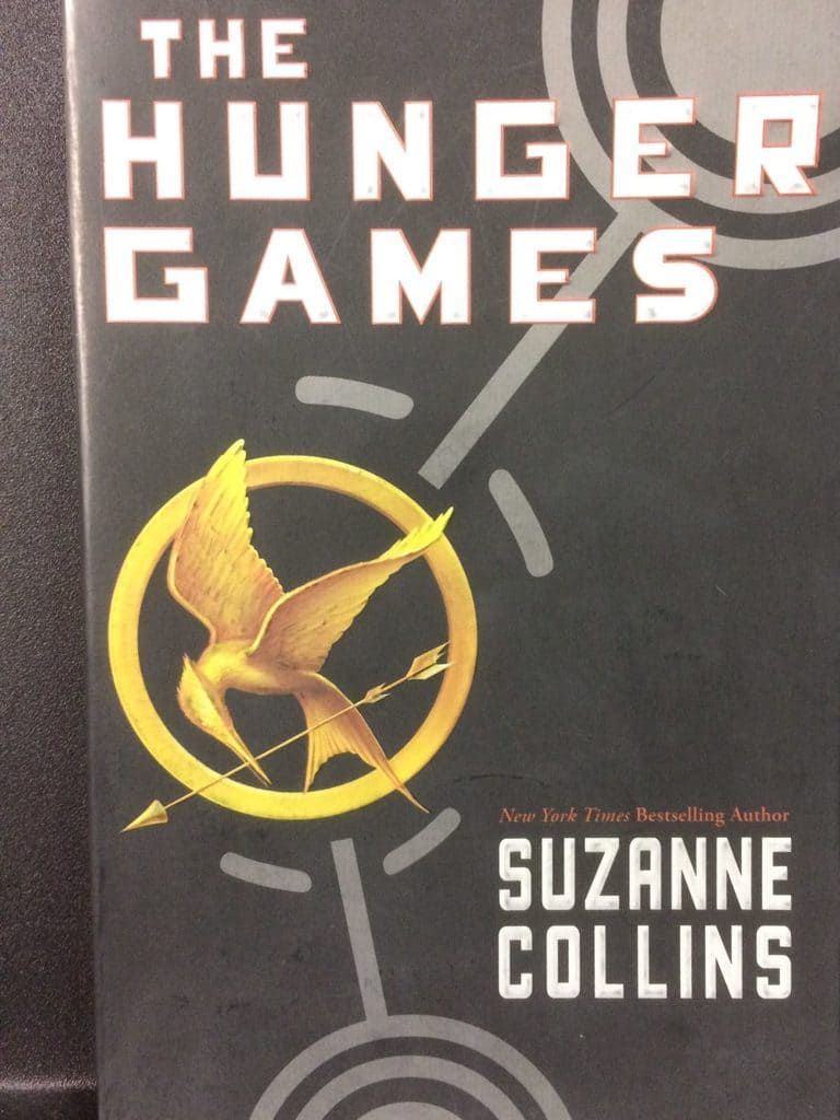 The Hunger Games by Suzanne Collins (Copy#19Jul2017)