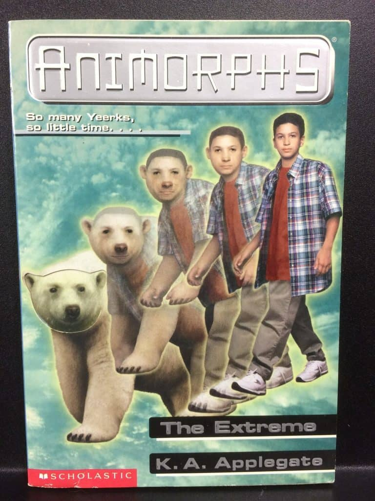 The Extreme (Animorphs) by K.A. Applegate (Copy#21Aug2017)