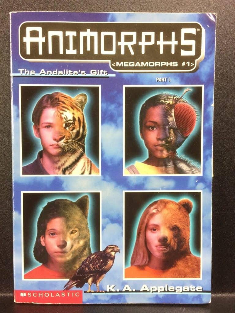 MegaMorphs #1 (Animorphs) by K.A. Applegate (Copy#21Aug2017)