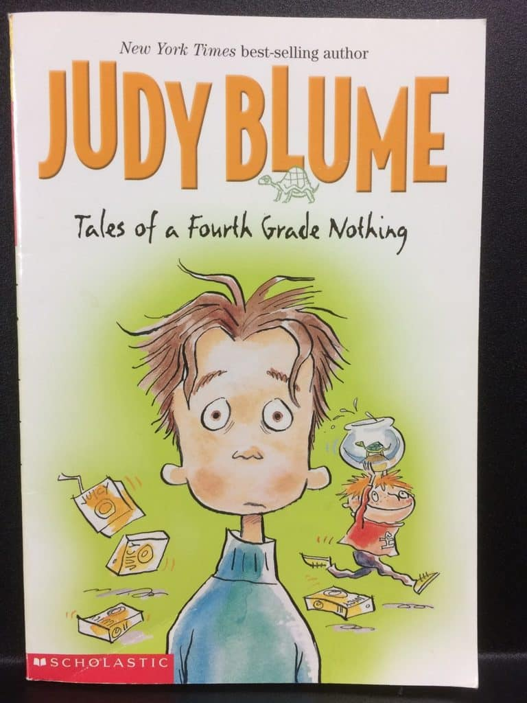 Tales of a Fourth Grade Nothing by Judy Blume (Copy#21Aug2017)