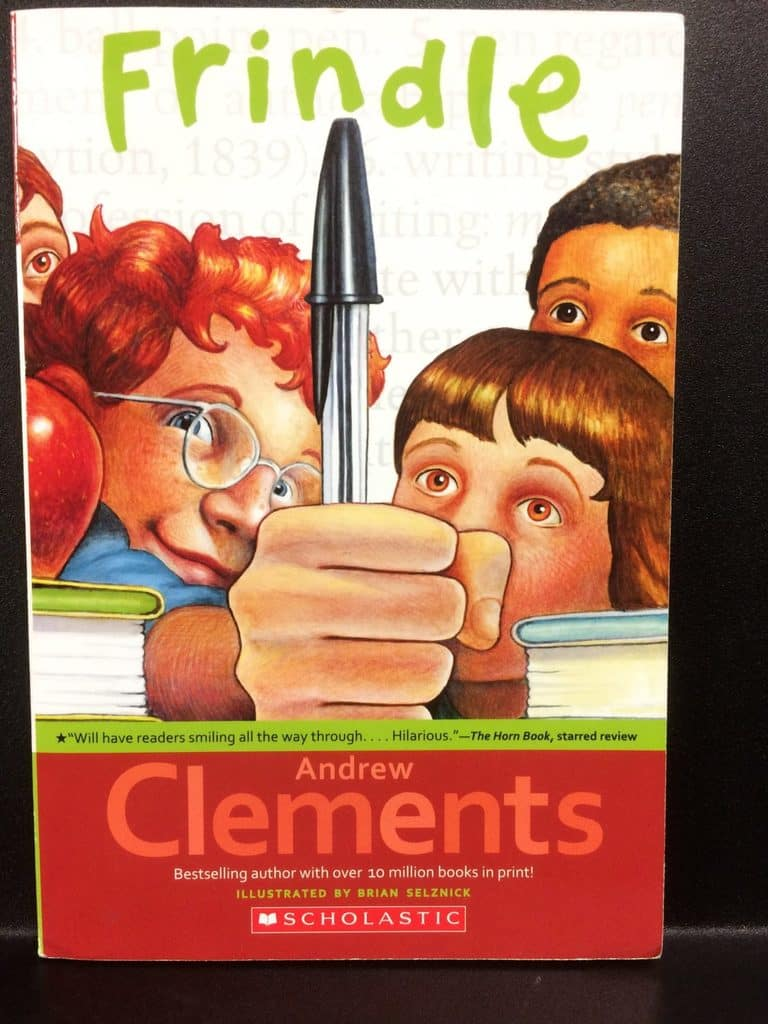 Frindle by Andrew Clements (Copy#21Aug2017)