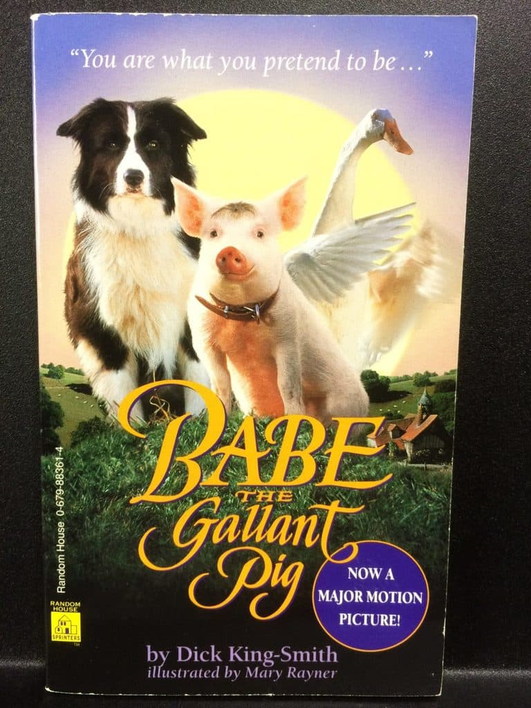 Babe the Gallant Pig by Dick King-Smith (Copy#21Aug2017)
