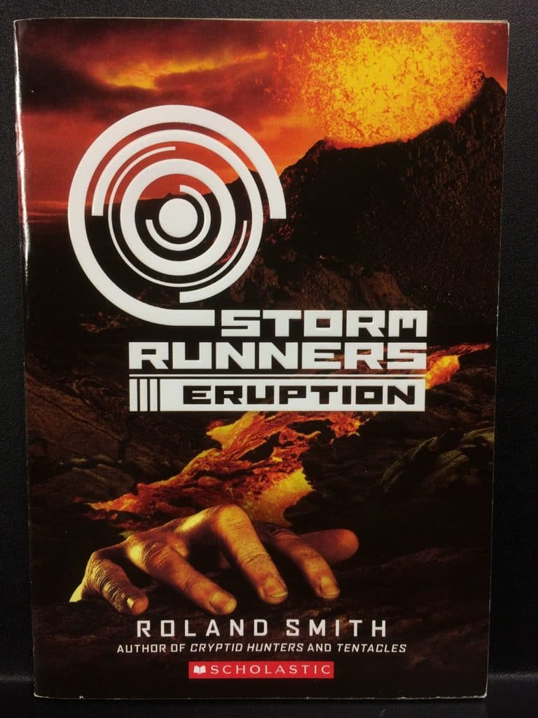 Storm Runners – Eruption by Roland Smith (Copy#21Aug2017)