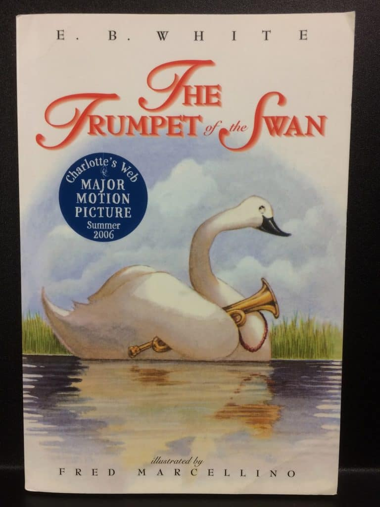 The Trumpet of the Swan by E.B. White (Copy#21Aug2017)
